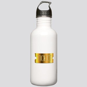 Simple Golden Ticket Stainless Water Bottle 1.0L
