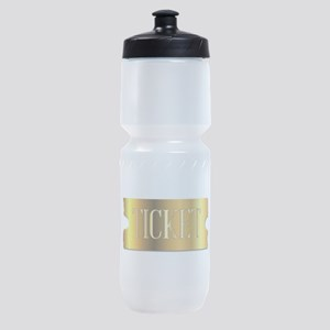 Simple Golden Ticket Sports Bottle