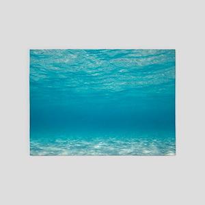 Underwater 5'x7'Area Rug