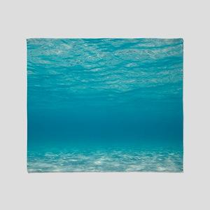 Underwater Throw Blanket