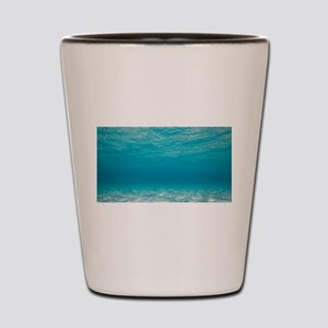 Underwater Shot Glass