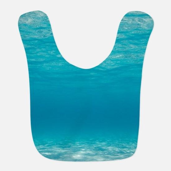 Underwater Polyester Baby Bib