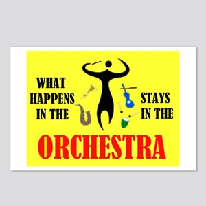 ORCHESTRA Postcards (Package of 8)