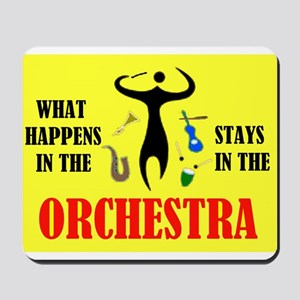 ORCHESTRA Mousepad