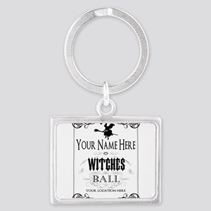 Witches Ball Keychains