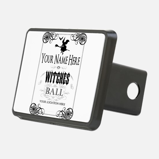 Witches Ball Hitch Cover