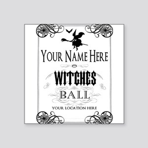 Witches Ball Sticker