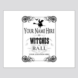 Witches Ball Posters