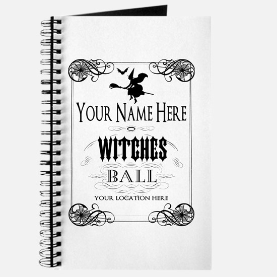 Witches Ball Journal