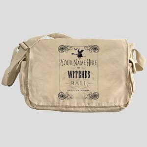 Witches Ball Messenger Bag
