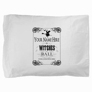 Witches Ball Pillow Sham