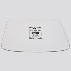 Witches Ball Bathmat