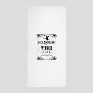 Witches Ball Beach Towel