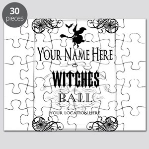 Witches Ball Puzzle