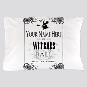 Witches Ball Pillow Case