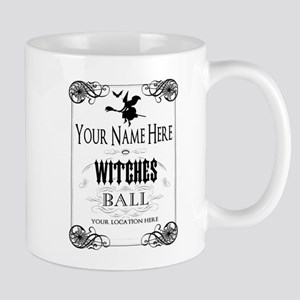 Witches Ball Mugs