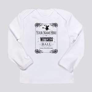 Witches Ball Long Sleeve T-Shirt