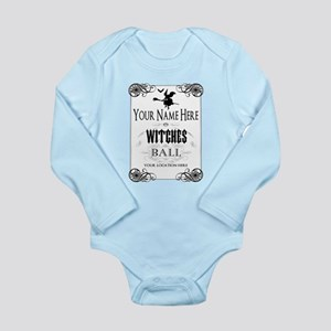 Witches Ball Body Suit