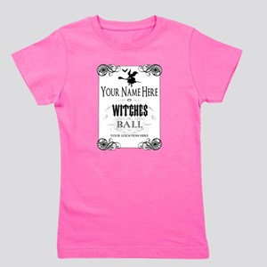 Witches Ball Girl's Tee