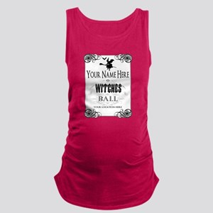Witches Ball Maternity Tank Top