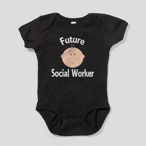 Future Social Worker Baby Bodysuit