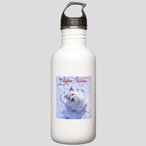 Westie Dog Lover Class Stainless Water Bottle 1.0L