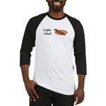 Lefse Chef Baseball Tee