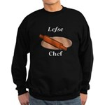 Lefse Chef Sweatshirt (dark)