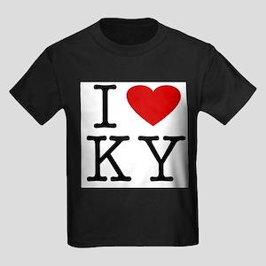 I Love Kentucky (KY) Kids T-Shirt