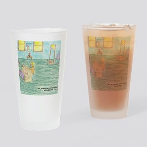 Severance Package Drinking Glass