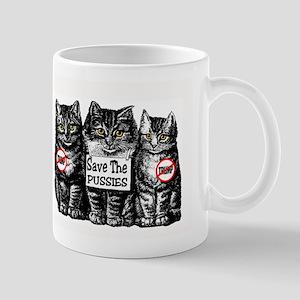 Pussy Mug Mugs