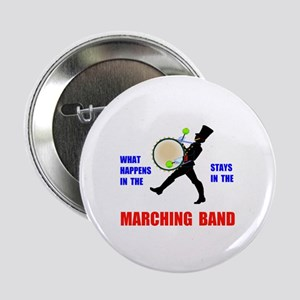 "MARCHING BAND 2.25"" Button"