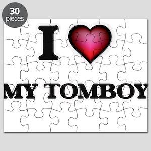 I love My Tomboy Puzzle