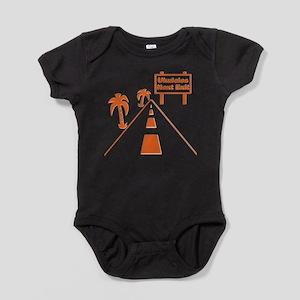 Funny Ukulele Baby Bodysuit