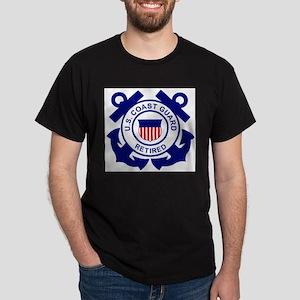 USCG-Retired-Bonnie T-Shirt
