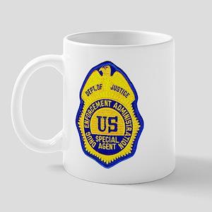 DEA Special Agent Mug