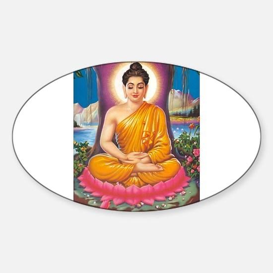 Buddha Decal