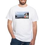 Ocean Ranger White T-Shirt