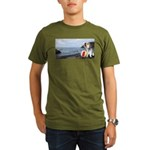 Ocean Ranger Organic Men's T-Shirt (dark)