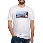 Ocean Ranger Fitted T-Shirt