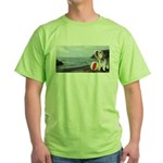 Ocean Ranger Green T-Shirt