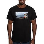 Ocean Ranger Men's Fitted T-Shirt (dark)