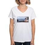 Ocean Ranger Women's V-Neck T-Shirt