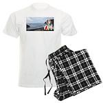 Ocean Ranger Men's Light Pajamas