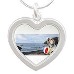 Ocean Ranger Silver Heart Necklace