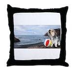 Ocean Ranger Throw Pillow