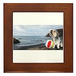 Ocean Ranger Framed Tile