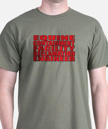 Equine Engineer T-Shirt