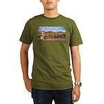 Range Ranger Organic Men's T-Shirt (dark)