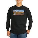 Range Ranger Long Sleeve Dark T-Shirt